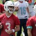 Továbbra is Ryan Fitzpatrick a Dolphins kezdőirányítója