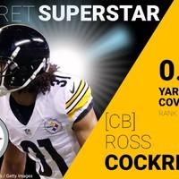 Kiugró szezont várunk tőle: Ross Cockrell (Steelers)