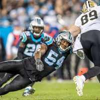 A Panthers a sérült tartalék listára tette Shaq Thompson-t