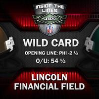 Beharangozó: Eagles - Saints (Wild Card)