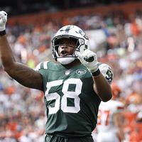 Négy mérkőzéses eltiltás a Jets védőjének