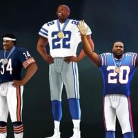 Frank Gore a harmadik az NFL örökranglistáján