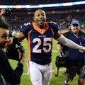 Sérültlistára került a Broncos legjobb cornerbackje