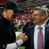A Falcons vezetőedzője és general managere is a helyén marad