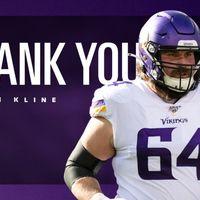 Josh Kline-t elküldte a Vikings