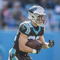 Christian McCaffrey NFL és Panthers rekordot ért el az elkapások tekintetében