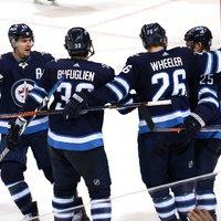 A Winnipeg is továbbjutott, a Pittsburgh kisöpörte a Philadelphiát