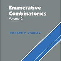 Enumerative Combinatorics, Volume 2 Free Download