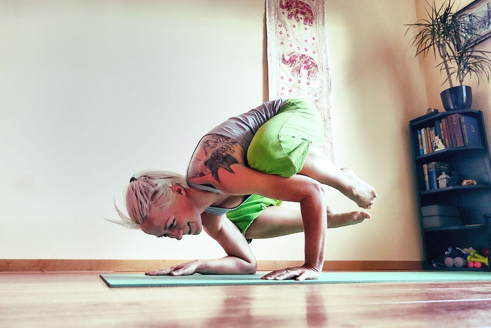 Nyári futkározások és jógaokosodás