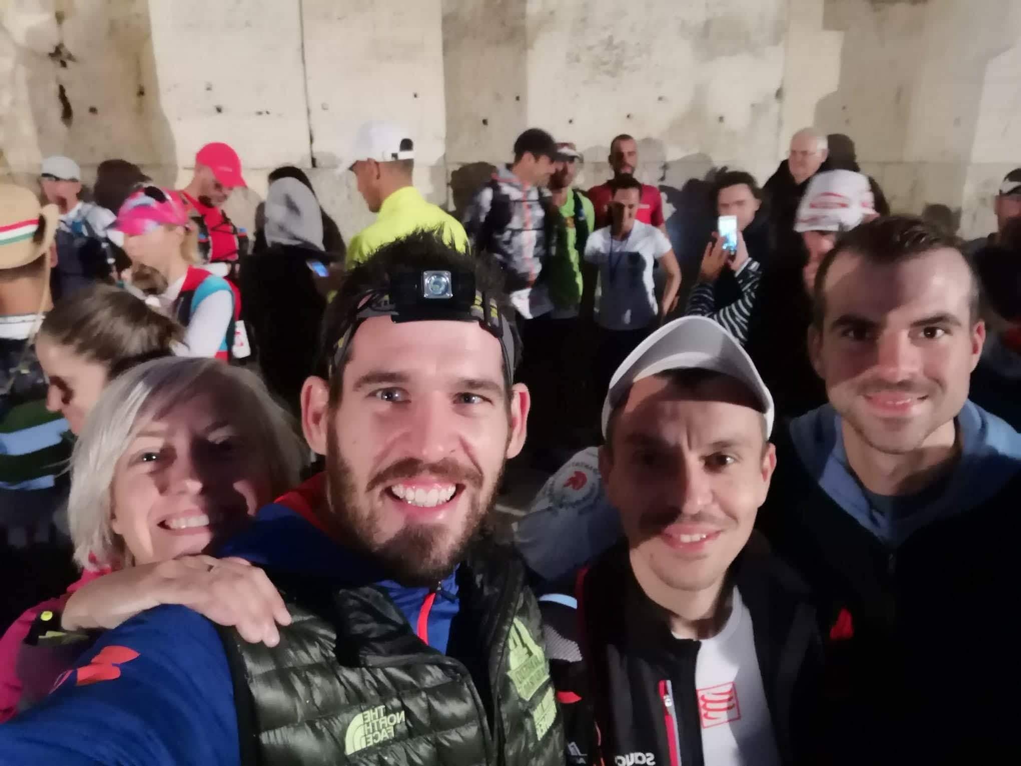 Spartathlon 2018 - egy extrém verseny a frissítőcsapat szemszögéből