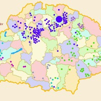 Magyarosodás 1880-1910 között (részlet)