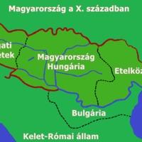 Magyarország a 900-as években