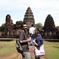 Magyar menekültek ezrei Angkorban