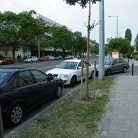 Taxisok ha leparkolnak