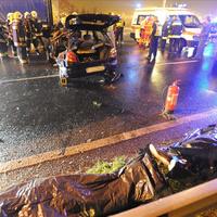 Három fiatal halt meg éjjel a Lágymányosi hídon