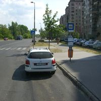 Peugeot minibuszokat tesztel a BKV?
