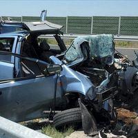 Halálos baleset az M7-en - frissítve 2x