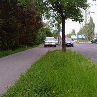 Göncöl utcai taxis parkoló