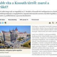 Egykor és most - Budapest, V. kerület, építési engedély
