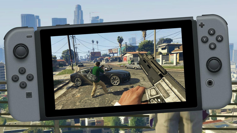 Biztató forrásból érkezett információ a GTA V Switch