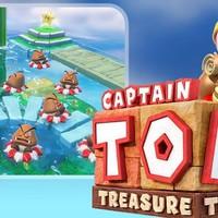 Bejelentették a Captain Toad Treasure Tracker megjelenési dátumát