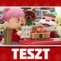 Animal Crossing: Happy Home Designer Teszt
