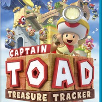 Aranyos a Captain Toad: Treasure Tracker dobozképe