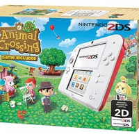 Nintendo 2DS Animal Crossing New Leaf Bundle Unboxing