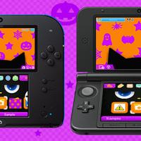 Ingyen Halloween téma 3DS-re