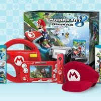 Tartalmas csomag az új Wii U Mario Kart 8 Premium Bundle
