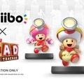 Az összes amiibo kompatibilis lesz a Captain Toad: Treasure Trackel-el
