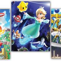Super Smash Bros. posztercsomag az Amerikai Club Nintendo oldalán