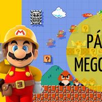 Super Mario Maker Pályamegosztó a Nintenblogon!