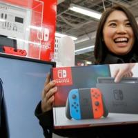 Drasztikusan visszaestek a Switch eladásai Japánban