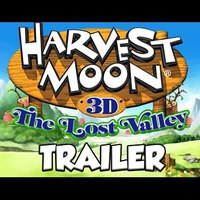 Harvest Moon: The Lost Valley megjelenés és trailer