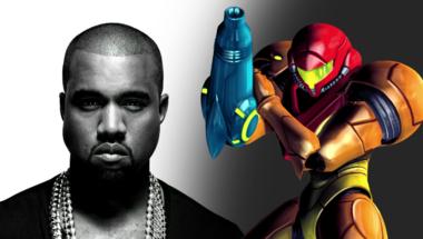 Nintendo játékokról rappel majd Kanye West?