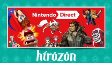 Hírözön: Nintendo Direct 09.14.