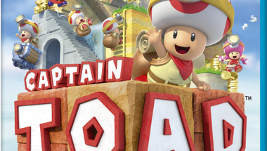 Aranyos a Captain Toad: Treasure Tracker dobozképe