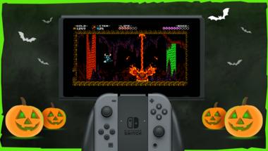 Több tucat játék akciós Halloween alkalmából az eShop-on