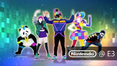 E3 2016: Wii U-ra és NX-re is érkezik a Just Dance 2017