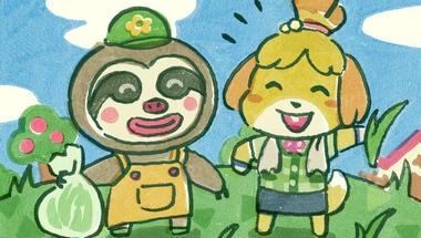 Eltűnnek a gyomok az Animal Crossing: New Leaf-ből