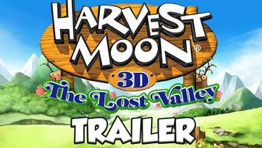 Harvest Moon: The Lost Valley megjelenés és trailer
