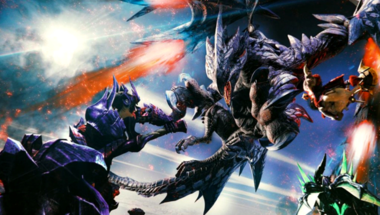Nintendo Switch-re érkezik a Monster Hunter széria! 0f4cb82c8c