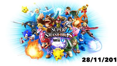 Nálunk is novemberben jelenik meg a Super Smash Bros. for Wii U