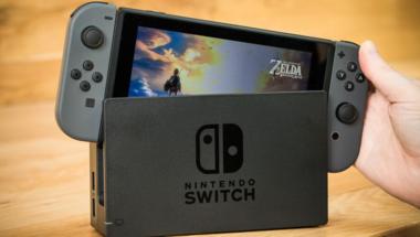A Switch a Nintendo történetének leggyorsabban fogyó konzolja