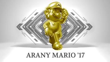 Arany Mario 2017 - Szavazz az év legjobb játékaira!