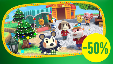 Animal Crossing akcióval ünnepel a Nintendo Magyarország