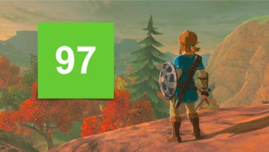 """Egy kritikus miatt már """"csak"""" 97 pontonos az új Zelda Metacritic-en"""