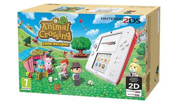 Nintendo 2DS Animal Crossing New Leaf Bundle Unboxing