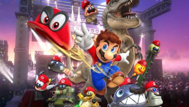 Zseniális előzetessel hangol a Super Mario Odyssey-re a Nintendo
